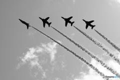 2016百里基地航空祭 31 ブルーインパルス