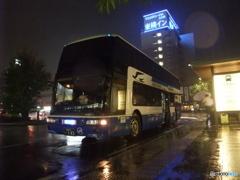高速バス スサノオ号