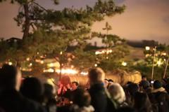 鎮火祭 宮島
