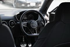 Audi TT Coupé Interior 練習②