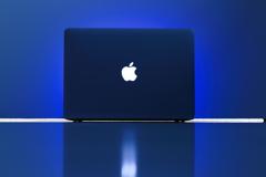 Mac in 碧の世界