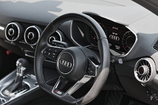 Audi TT Coupé Interior 練習③