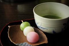 日本の茶店