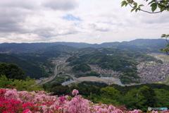 冨士山(とみすやま)公園からの展望