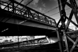 電車から見た光景 3