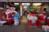 クリスマス用品のお店