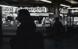 ホットドッグのお店 NY 地下鉄