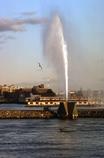 イーストリバーの噴水 NY
