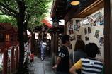 商店街の小さな金比羅神社