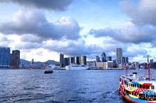 いつもの香港で無い光景 #1