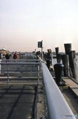 どこかの桟橋 NY