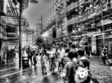 銅羅湾にて #1 香港