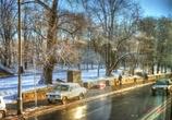 ワルシャワ郊外 車中より撮影