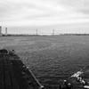 遠くに見える橋