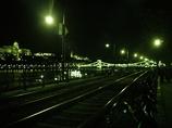 カラーなのにモノクロ夜景 ブダベスト