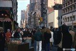 初冬の5番街 NY