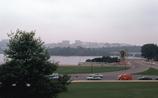 アーリントン墓地へ行く途中 ワシントン DC