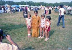 アメリカ先住民の末裔 1 NY