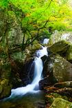 大岩滝(滝川渓谷)