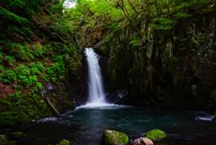 大滝  二の滝 (山梨県北杜市)