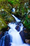 鋸歯の滝(滝川渓谷)