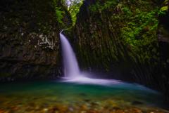 唐谷滝 (岐阜県下呂市小坂町)