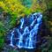 二の滝(秋田県北秋田市)