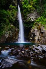 根尾の滝 (岐阜県下呂市小坂町)