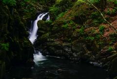 大滝 一の滝  (山梨県北杜市)