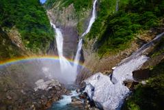 称名滝 (富山県立山町)