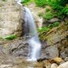 幻の大滝(新潟県妙高市)