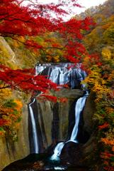 袋田の滝(茨城県大子町)