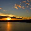 狭山湖夕景-Ⅰ
