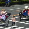 銀座柳祭<パレード>②