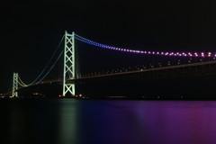 海を照らすパールブリッジ
