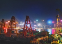 OLYMPUS E-PL7で撮影した(香港 夜景)の写真(画像)
