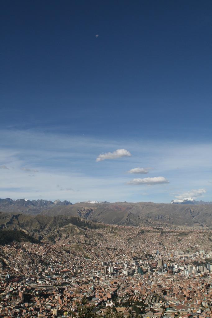 La Pas, Bolivia
