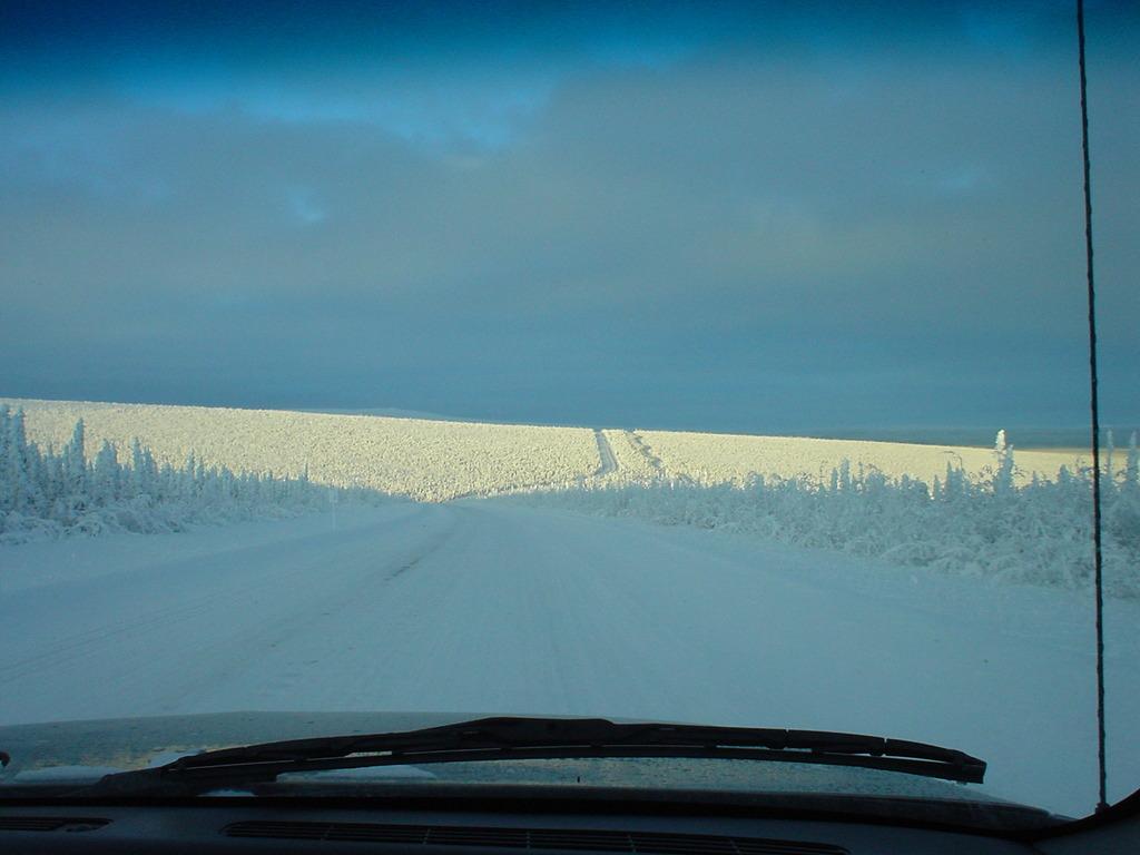 北極へ-1