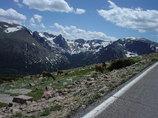 標高4000メートルの風景(コロラド)