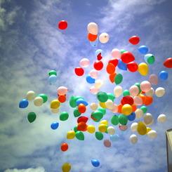 その他のカメラメーカー Digital Harinezumiで撮影した風景(虹色空)の写真(画像)