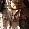 奈良 東大寺内の像