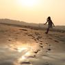 浜辺のダンス♪