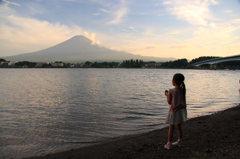 富士山ーーー。きたよーーー。