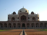 インド フマユーン廟