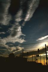 『空+雲』