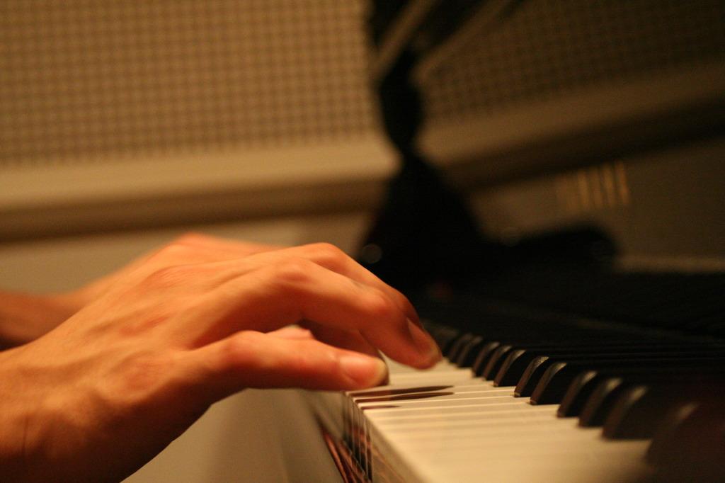 ピアノman