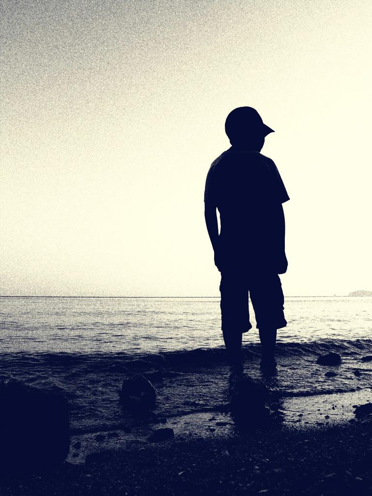 海辺の叙景#5