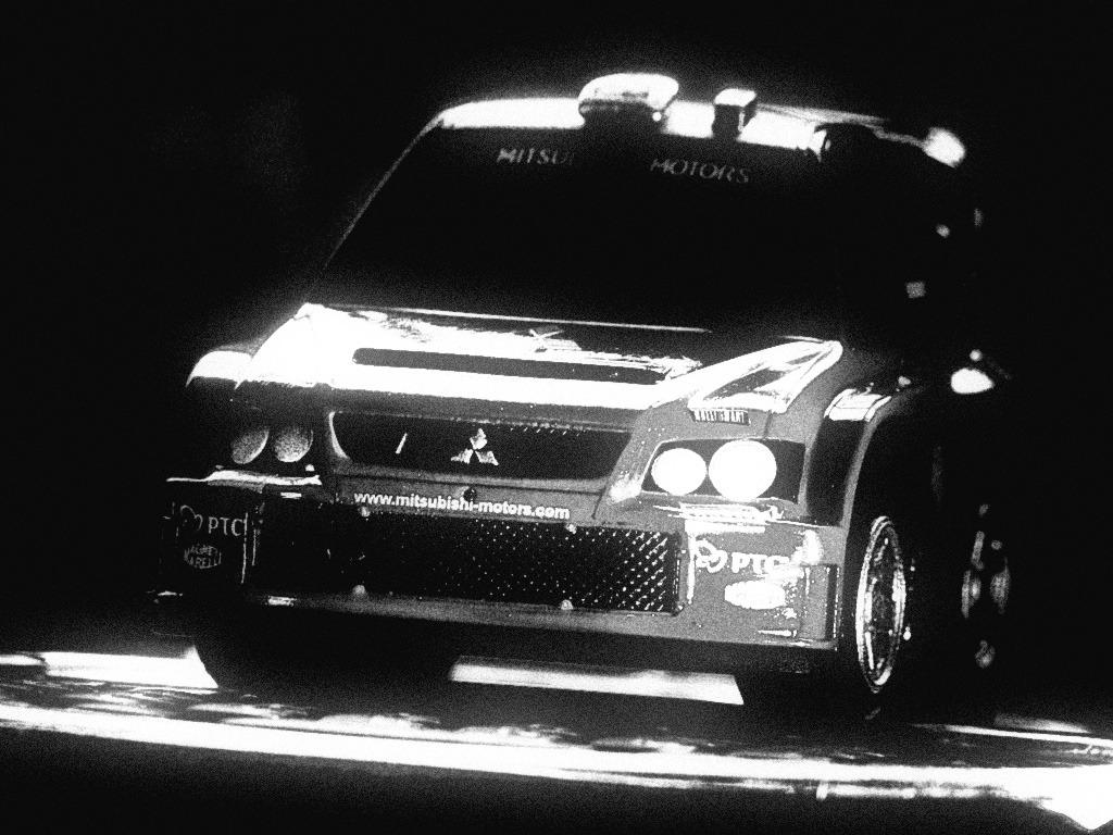 LANCER WRC 05 #8