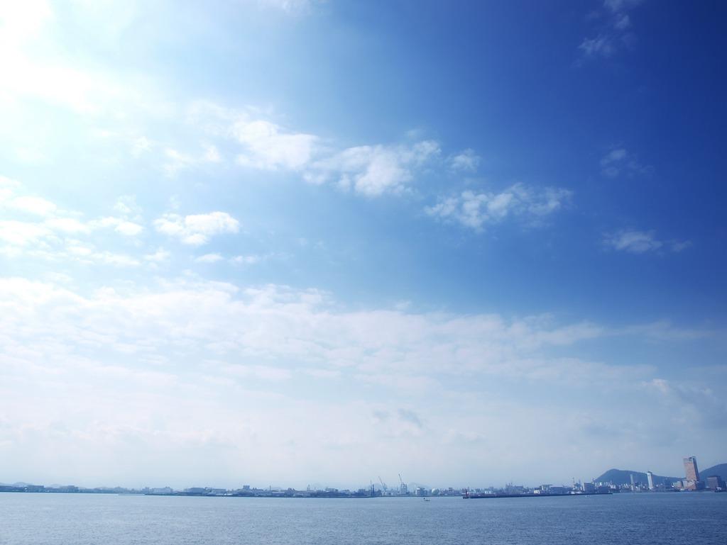 瀬戸内汽船甲板#9