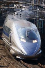 500系新幹線「のぞみ」